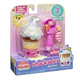 Num Noms 554370 Snackables Silly Shakes- Neapolitan