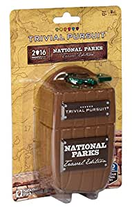 TRIVIAL PURSUIT: National Parks 100th Board Game