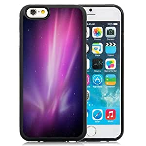New Personalized Custom Designed For iPhone 6 4.7 Inch TPU Phone Case For Colorful Cosmic Rays Phone Case Cover