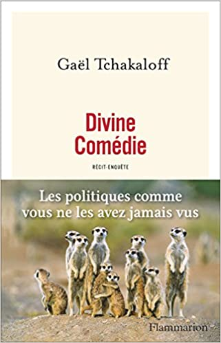 Divine Comedie (2017) - Gaël Tchakaloff sur Bookys