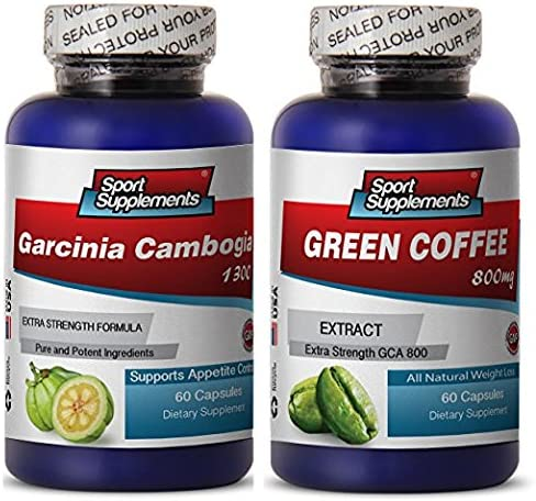 Amazon Com Green Coffee Cleanse Natural Daily Green Coffee