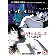Manga Double Bill - Ghost in the Shell & Ghost in the Shell 2: Innocence [DVD] by Mamoru Oshii