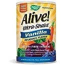 Nature's Way Alive! Soy Protein Shake Vanilla
