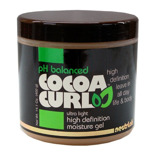 Curl Definition - Beautiful Nutrition Cocoa Curl High Definition Moisture Gel, 14.1 Ounce