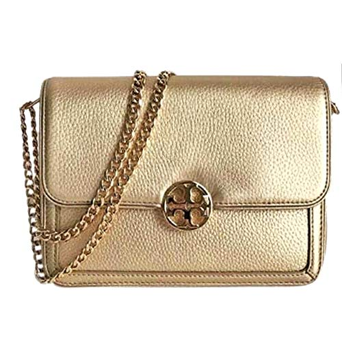 Tory Burch Crossbody Duet Chain Micro Shoulder Bag ()
