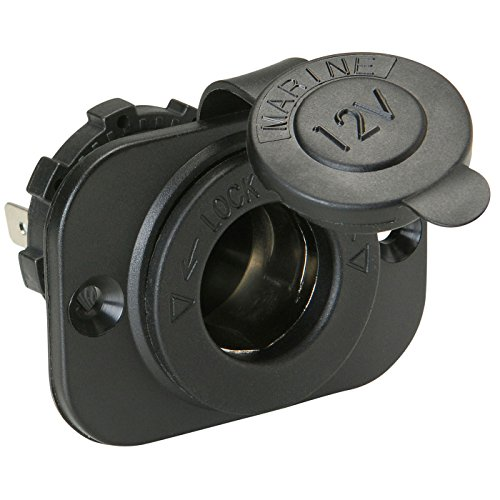 Marine Grade Cigarette Lighter Socket
