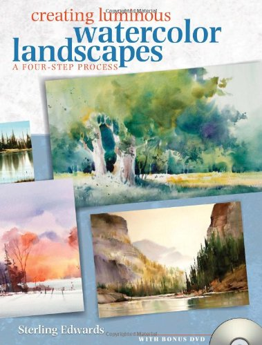 Creating Luminous Watercolor Landscapes
