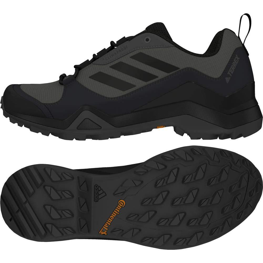 gris (Grefiv Cnoir voiturebon Grefiv Cnoir voiturebon) 46 2 3 EU adidas Terrex Swift Climaproof, Chaussures de Randonnée Basses Homme