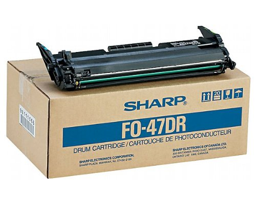Sharp FO-4650 Drum (OEM) 20,000 Pages - Fo47dr Fax Drum