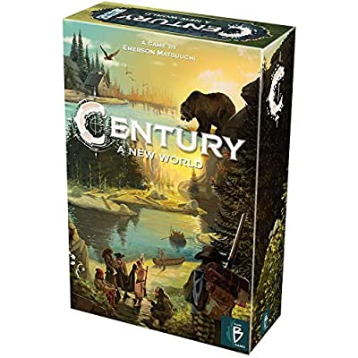 Century A New World: Toys & Games
