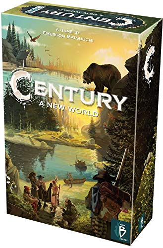 Century A New World (The Worlds Best Game)