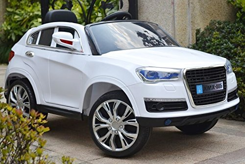 Battery Operated Ride On Car Audi Q7 Model Xmx805 2 4