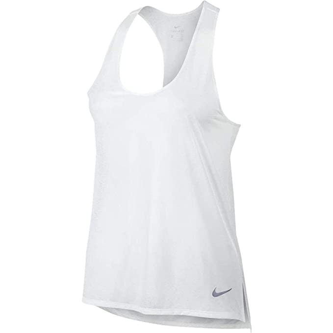 5f3d88f317f133 Nike Women s Miler Singlet II at Amazon Women s Clothing store