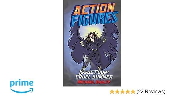 Amazon.com: Action Figures - Issue Four: Cruel Summer ...