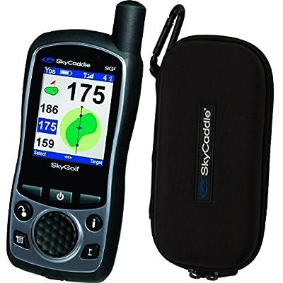 SkyCaddie SG5 Golf GPS Rangefinder w/ Case, Factory Refurbished - Guaranteed!