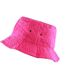 3f683876a17dd 300N Unisex 100% Cotton Packable Summer Travel Bucket Beach Sun Hat · THE  HAT DEPOT