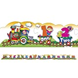 Chenille Kraft Number Train Floor Puzzle
