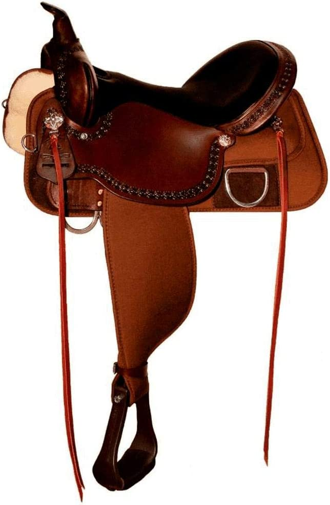 High Horse Cordura Magnolia Trail Saddle