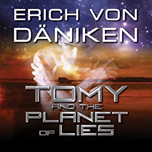 Tomy and the Planet of Lies Audiobook