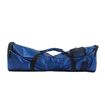 Malloom® 8inch Auto Equilibrio inteligente Drifting eléctrico monociclo Scooter Llevar mochila bolsa (azul)