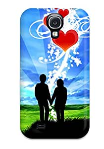 Hot Tpye Together Our Love Lives Case Cover For Galaxy S4