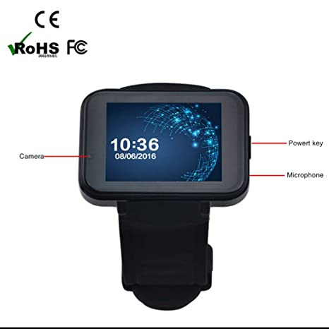 Reloj Inteligente Bluetooth smartwatch Deporte Muñeca,Rastreador de Ejercicios,Conveniente y práctico,Sensor