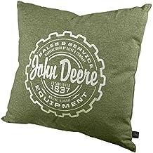 John Deere Quality Equipment Throw Pillow