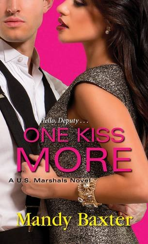 book cover of One Kiss More
