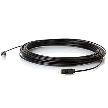 N alta fidelidad Toslink Optical S/PDIF de audio digital Cable de