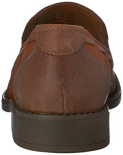 Clarks Garren Stile Slip-on Loafer Tan