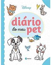 DIARIO DO MEU PET - DISNEY