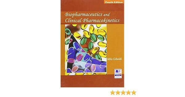 Biopharmaceutics And Pharmacokinetics Pdf