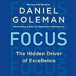 Focus: The Hidden Driver of Excellence | Daniel Goleman