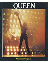 Queen 1980 Live Killers U.S. Tour Concert Program Programme Book