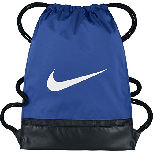 NIKE Brasilia Gymsack, Game Royal/Black/White, One Size by NIKE