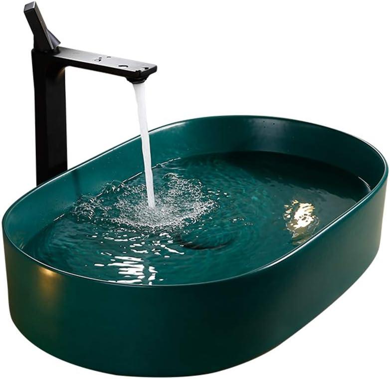 洗面ボウル,洗面台 ボウル,洗面器ボウル,汚れに強く、掃除が簡単で、家族、庭、レストランに適しています