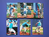 Florida Marlins 1993 Topps Stadium Club Preminum Borderless Baseball Master Team Set (25 Cards) (Includes series 1, 2 & 3)**Inaugural Year***Alex Arias, Jack Armstrong, Bret Barberie, Ryan Bowen, Cris Carpenter, Chuck Carr, Jeff Conine, Steve Decker, Orestes Destrade, Monty Fariss, Junior Felix, Bryan Harvey, Trevor Hoffman, Charlie Hough, John Johnstone, Richie Lewis, Dave Magadan, Ramon Martinez, Mike Myers, Rob Natal, Scott Pose, Benny Santiago, Walt Weiss, Darrell Whitmore and Nigel Wilson**