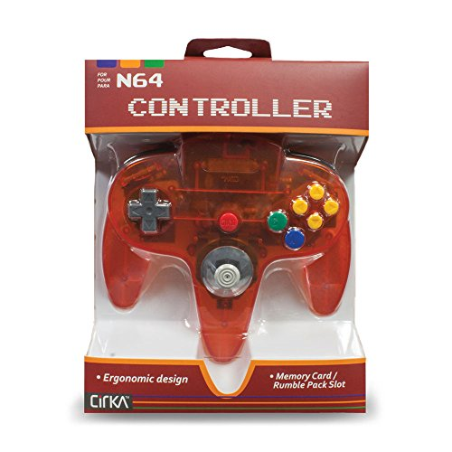 CirKa Controller for N64 (Fire)