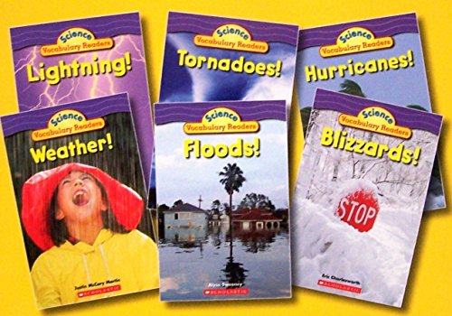 Best science vocabulary readers wild weather to buy in 2020