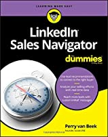 LinkedIn Sales Navigator For Dummies Front Cover