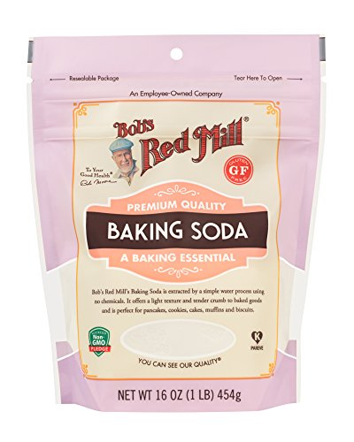 Bob's Red Mill Resealable Baking Soda, 16 Oz (6 Pack) by Bob's Red Mill (Image #2)