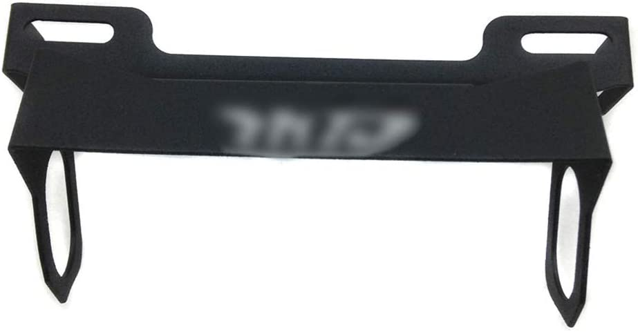 Black Fender Eliminator Tidy Tail License Plate Tag Bracket HolderCBR Logo For Compatible with 2003-2006 CBR 600RR// 2004-2007 CBR 1000RR NBX