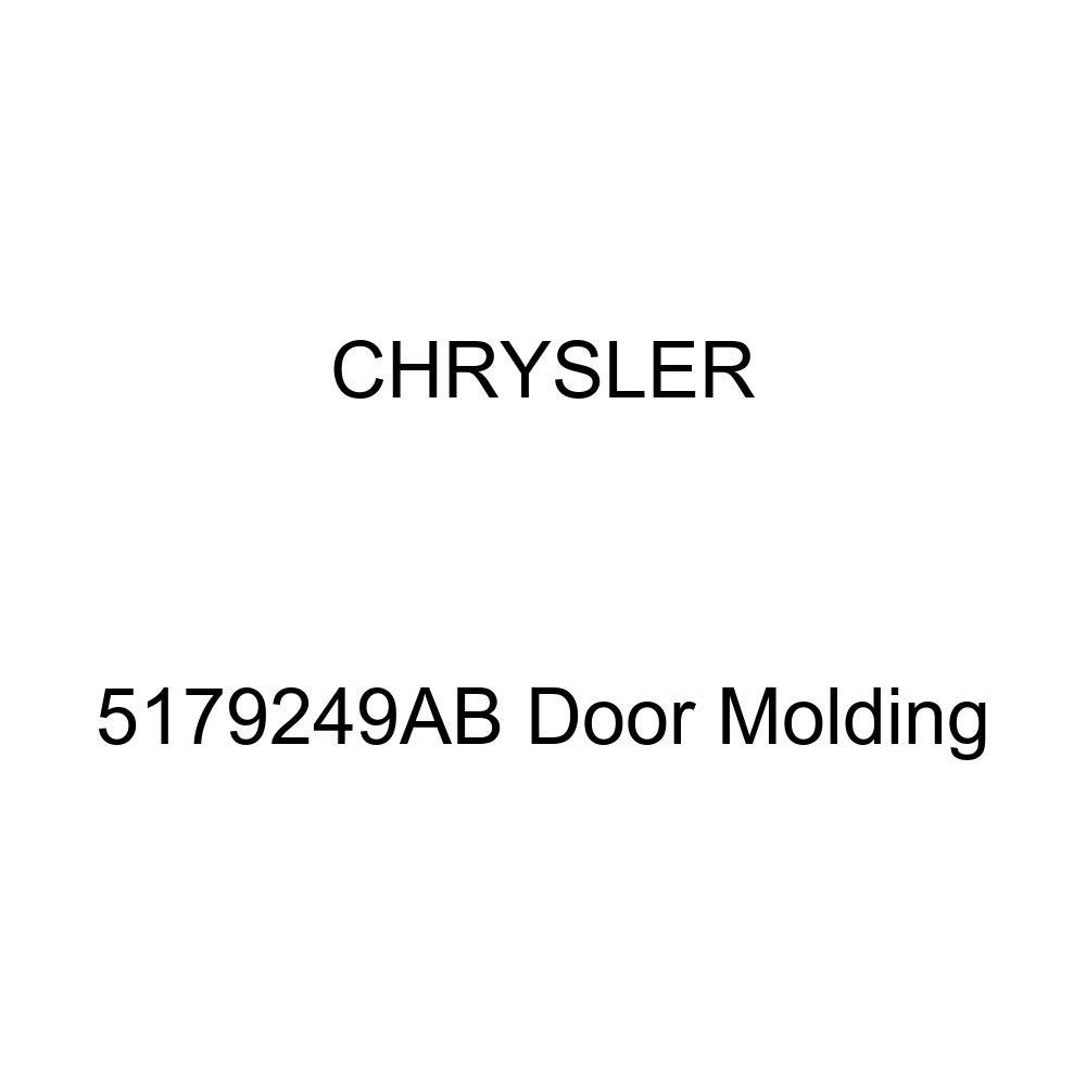 Genuine Chrysler 5179249AB Door Molding