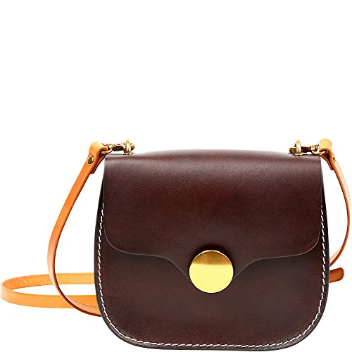 Foressence Sienna Saddle Bag (Coffee) ()