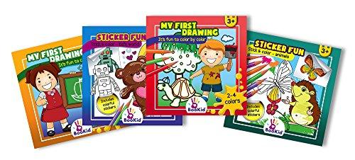 Activity Books for Kids - Bundles (Bundle No.9)
