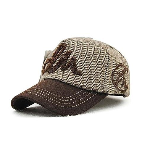 Fashion Winter Hats for Men for Women Warm Baseball Cap casquette polo (Minnesota Vikings Gloves Nike)