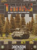 play nine board game - Tanks Us Jackson (M10/M36) Tank Expansion Board Game (8 Players)