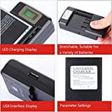 (Taelectric) Battery Charger for Sony-Ericsson