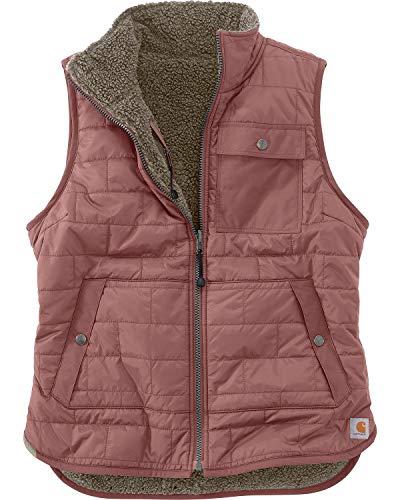 Carhartt Womens Amoret Sherpa Lined Vest