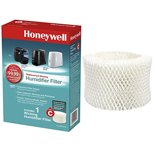 Honeywell HC-888N Replacement Humidifier Filter C (Water Wicking Filter)